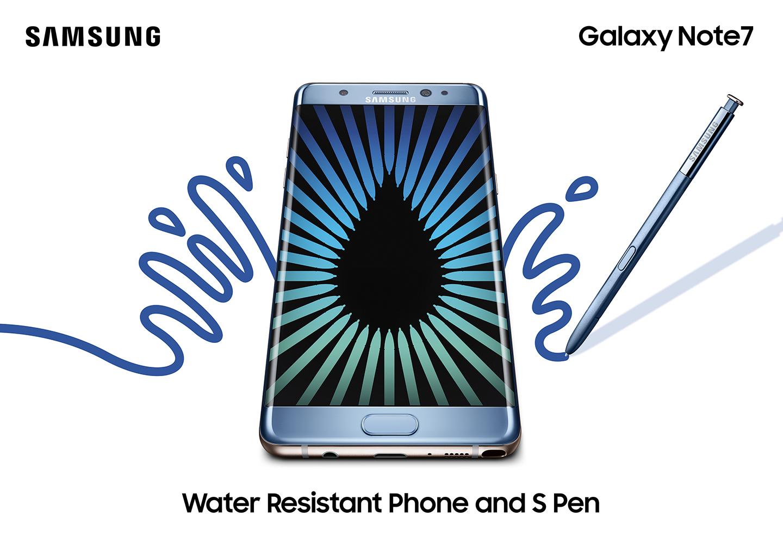 Sanmsung Galaxy Note7 nutitelefon