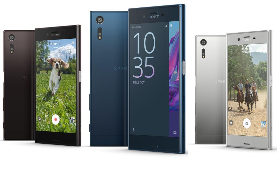 Sony Xperia XZ nutitelefon